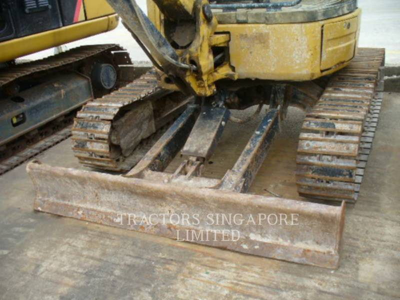 CATERPILLAR TRACK EXCAVATORS 303.5DCR equipment  photo 7