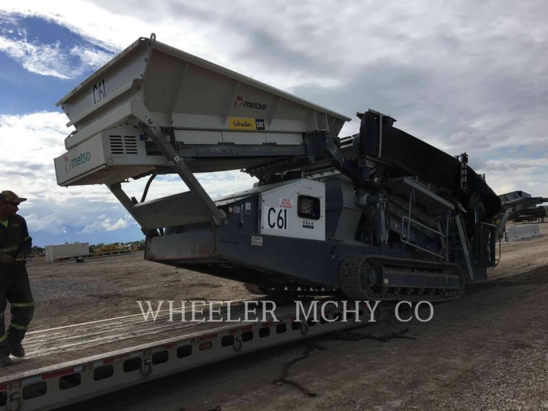 METSO CRIBLES ST2.4 SCRN equipment  photo 2