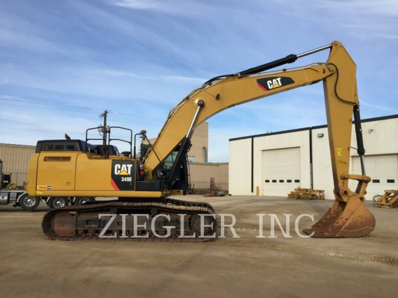 CATERPILLAR EXCAVADORAS DE CADENAS 349E equipment  photo 6