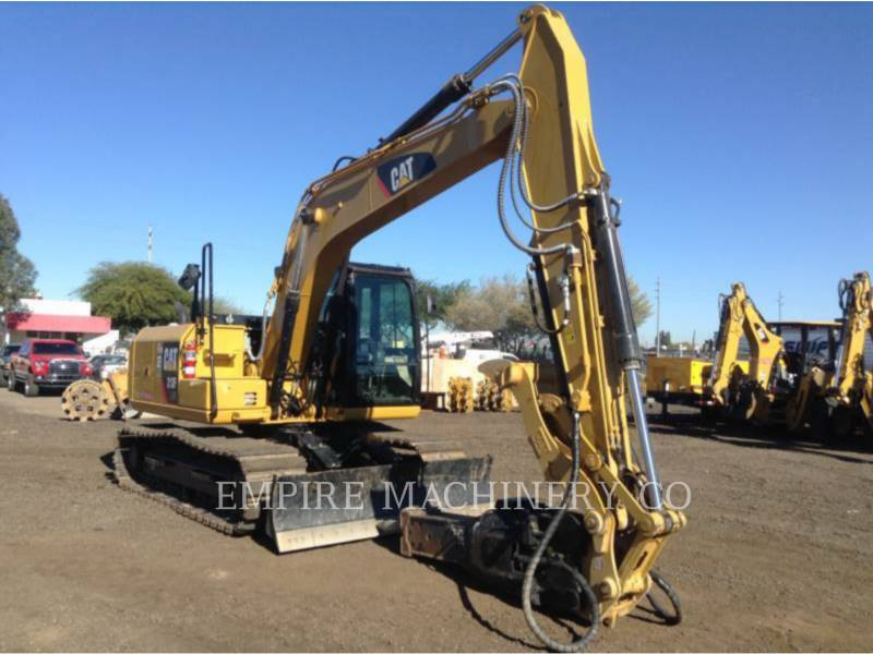 CATERPILLAR PELLES SUR CHAINES 313FL GC P equipment  photo 1