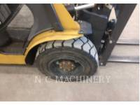 CATERPILLAR CARRELLI ELEVATORI A FORCHE P6000-GLE equipment  photo 8