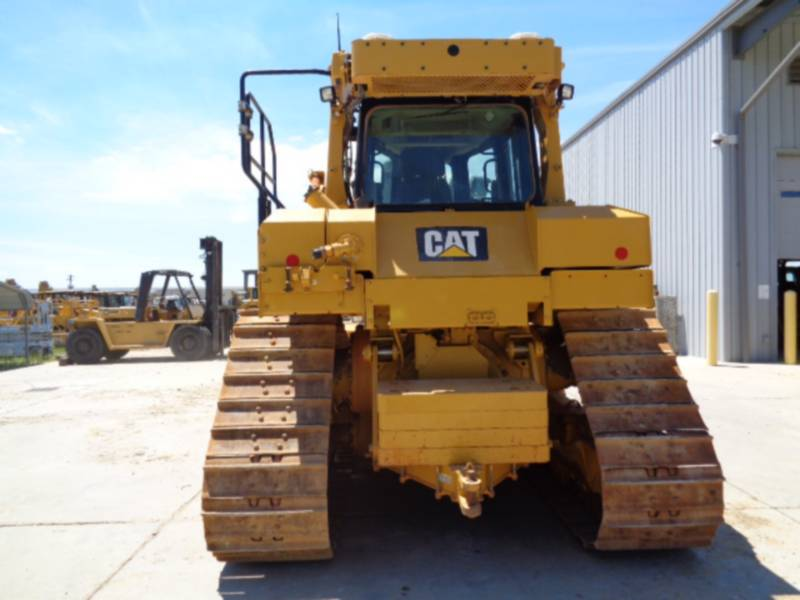 CATERPILLAR TRACK TYPE TRACTORS D6TXWVP equipment  photo 4