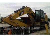 CATERPILLAR TRACK EXCAVATORS 336FLLONG equipment  photo 1