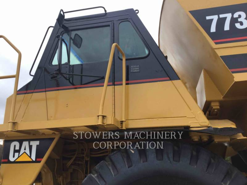 CATERPILLAR ARTICULATED TRUCKS 773E equipment  photo 8