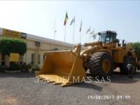 Equipment photo CATERPILLAR 992 G BERGBAU-RADLADER 1