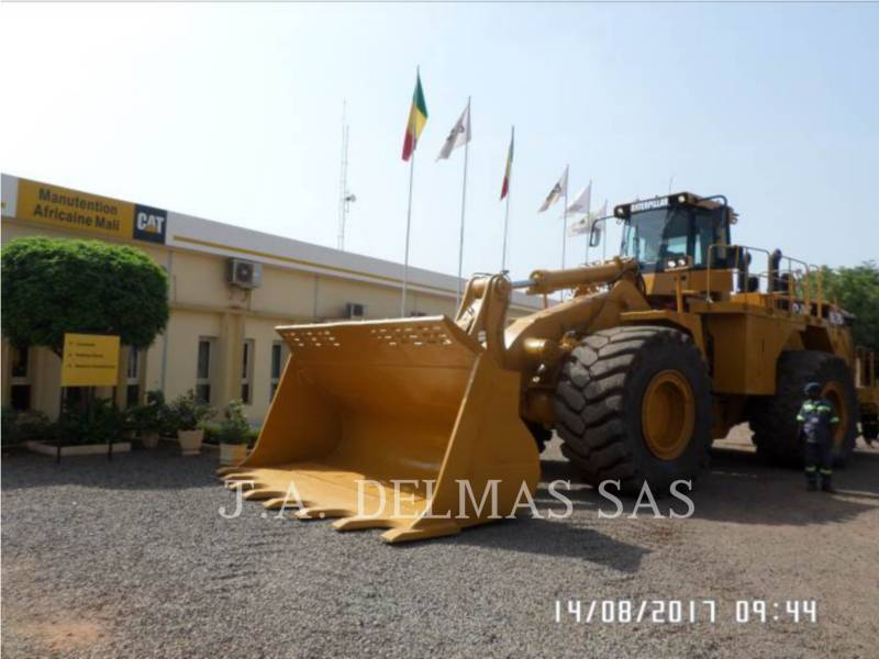 CATERPILLAR 鉱業用ホイール・ローダ 992 G equipment  photo 1