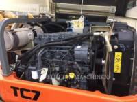 TEREX CORPORATION PELLES SUR CHAINES TC75 equipment  photo 12