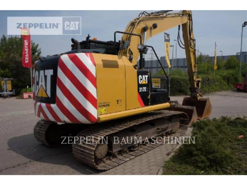 CATERPILLAR TRACK EXCAVATORS 312EL equipment  photo 5