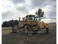 CATERPILLAR TRAKTOR GĄSIENNICOWY KOPALNIANY D8R equipment  photo 4