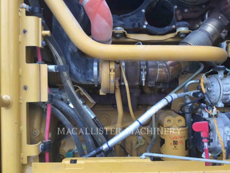 CATERPILLAR MOTONIVELADORAS 160M2AWD equipment  photo 13