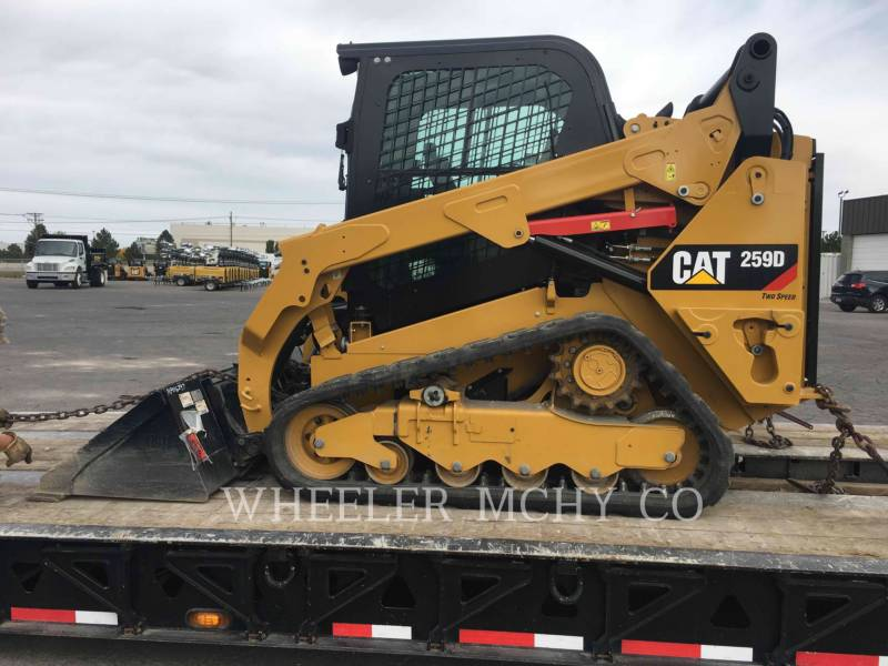 CATERPILLAR DELTALADER 259D C3-H2 equipment  photo 1