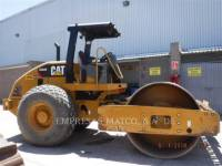 CATERPILLAR VIBRATORY SINGLE DRUM SMOOTH CS-533E equipment  photo 3