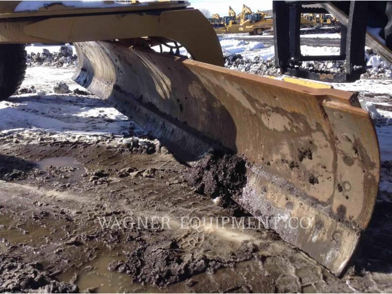 Caterpillar AUTOGREDERE 140M equipment  photo 5