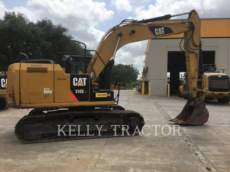 CATERPILLAR ESCAVADEIRAS 318EL equipment  photo 7