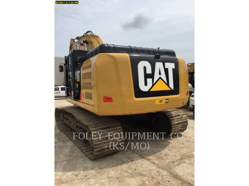 CATERPILLAR EXCAVADORAS DE CADENAS 329FL10 equipment  photo 3