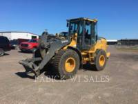 Equipment photo DEERE & CO. 544K RADLADER/INDUSTRIE-RADLADER 1