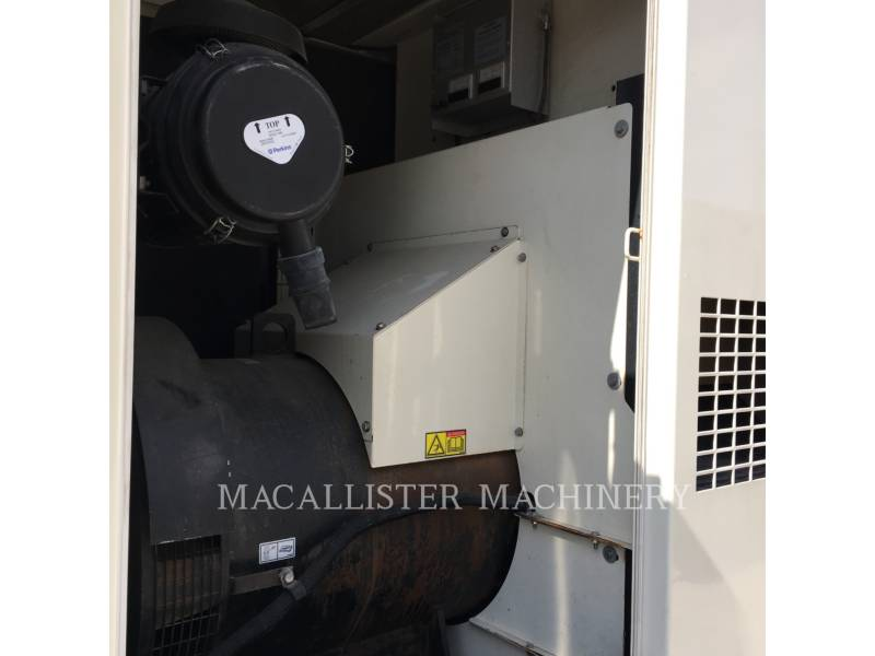 PERKINS PORTABLE GENERATOR SETS APS150 equipment  photo 5