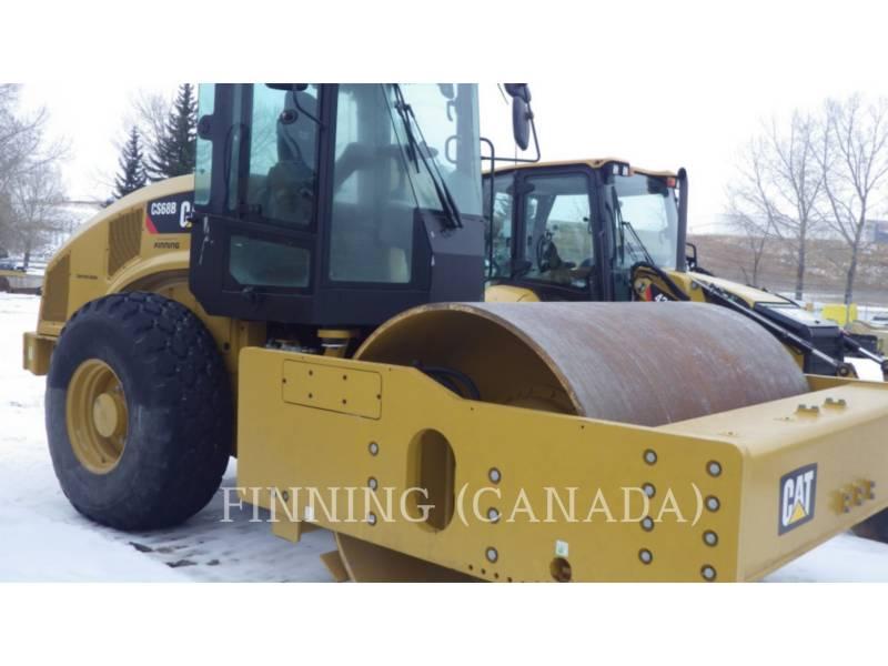 CATERPILLAR COMPACTORS CS68B equipment  photo 3