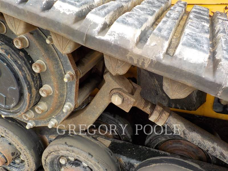 CATERPILLAR 多様地形対応ローダ 257D equipment  photo 21