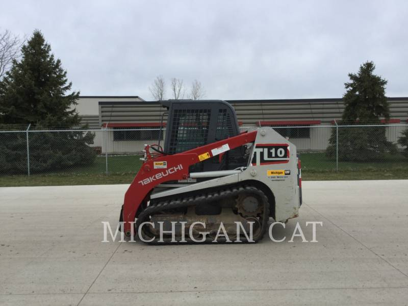 TAKEUCHI MFG. CO. LTD. MULTI TERRAIN LOADERS TL10 equipment  photo 15