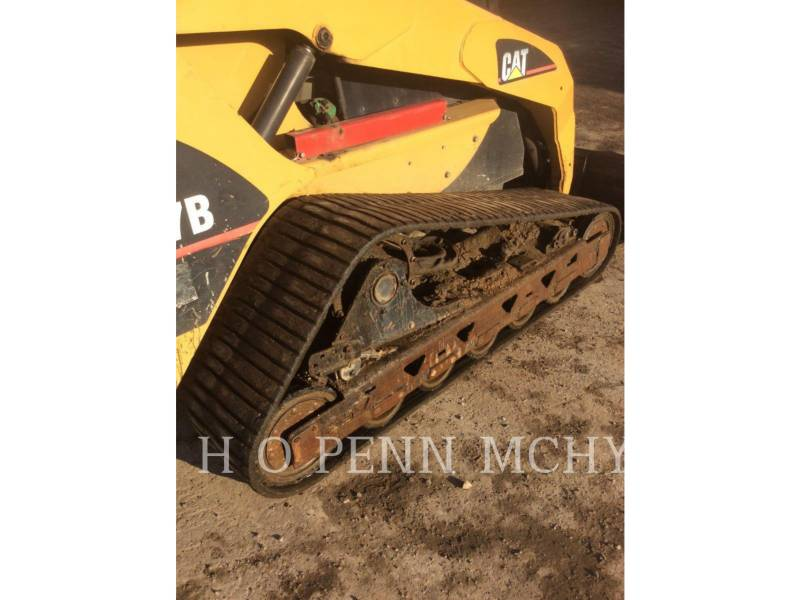 CATERPILLAR MULTI TERRAIN LOADERS 287B equipment  photo 8