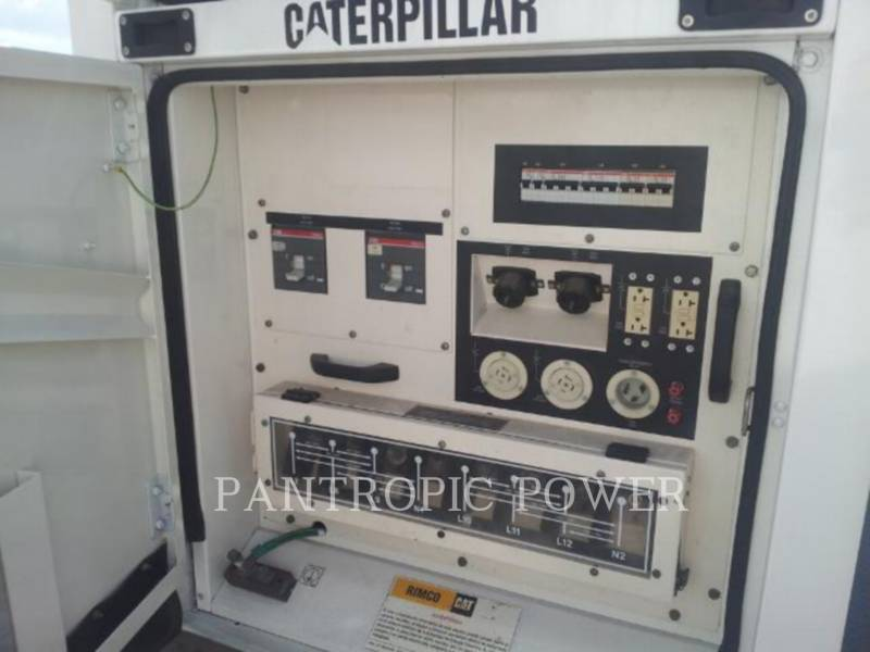 CATERPILLAR PORTABLE GENERATOR SETS (OBS) XQ100 equipment  photo 1