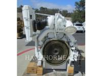 CATERPILLAR MARINE PROPULSION / AUXILIARY ENGINES 3412 DITA equipment  photo 7
