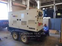Equipment photo CATERPILLAR XQ 60 MOBILE GENERATOR SETS 1