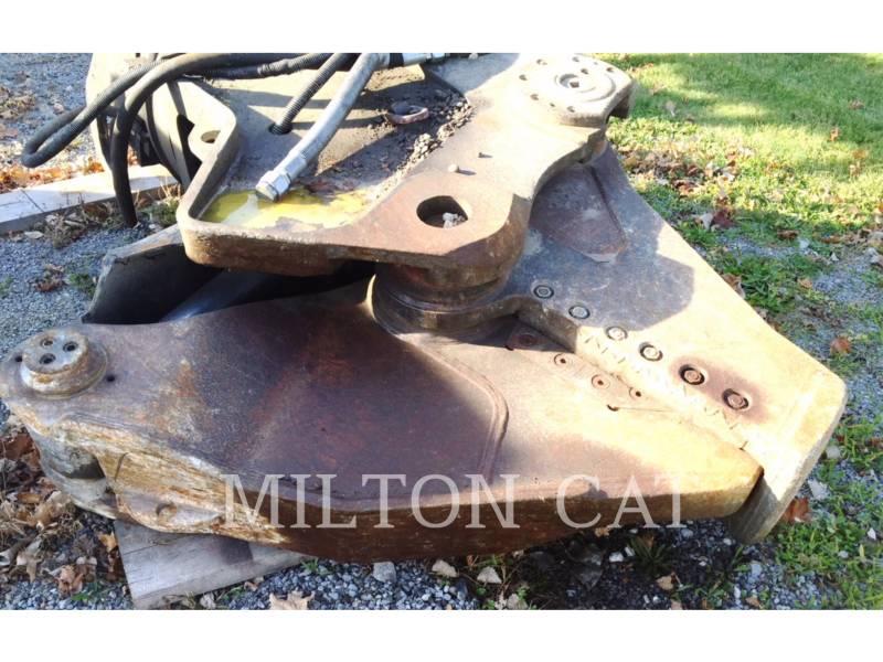 CATERPILLAR  MULTI-PROCESSOR  equipment  photo 1