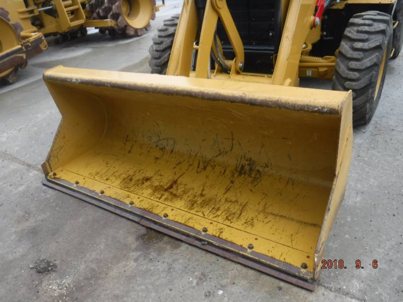 Caterpillar BULDOEXCAVATOARE 416F2ST equipment  photo 5