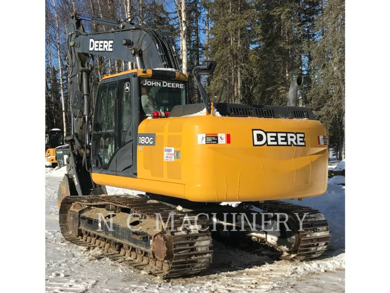 JOHN DEERE TRACK EXCAVATORS 180G equipment  photo 3
