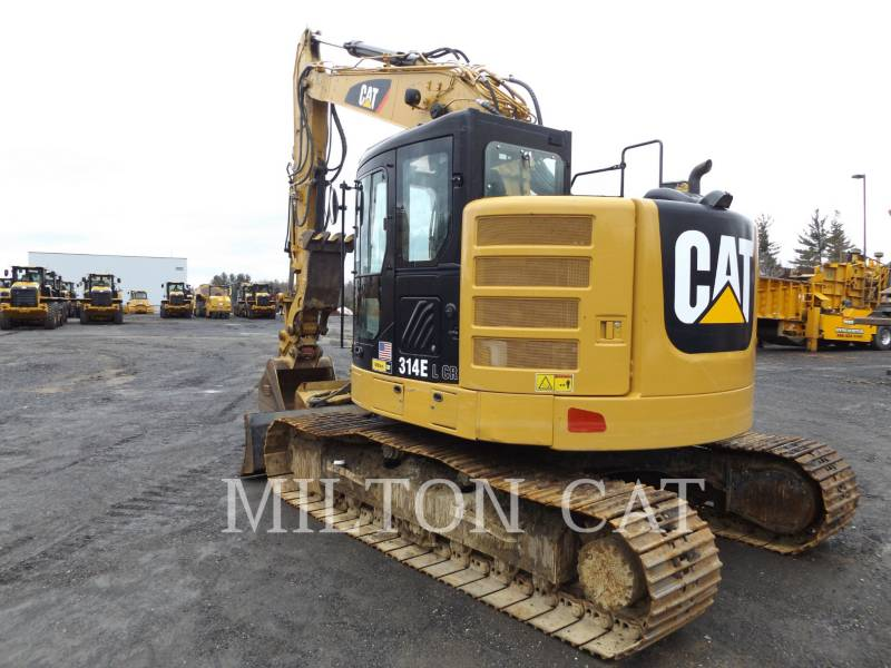 CATERPILLAR トラック油圧ショベル 314E L CR equipment  photo 3