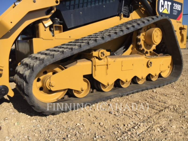 CATERPILLAR CARGADORES MULTITERRENO 299DXHP equipment  photo 7