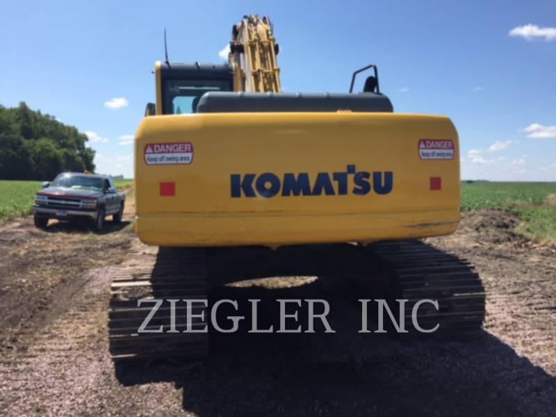 KOMATSU LTD. トラック油圧ショベル PC220LC-8 equipment  photo 9