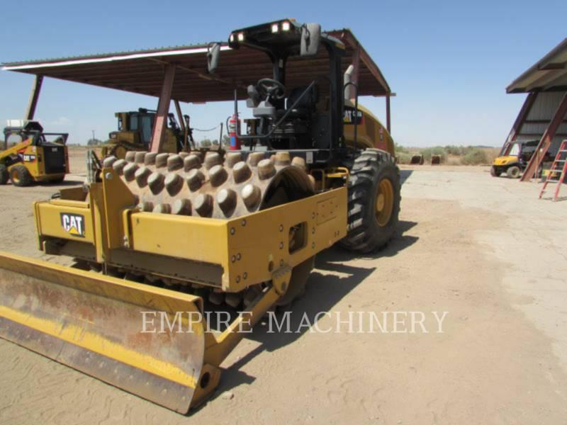 CATERPILLAR DRGAJĄCY POJEDYNCZY BĘBEN PODKŁAD. CP56B equipment  photo 4