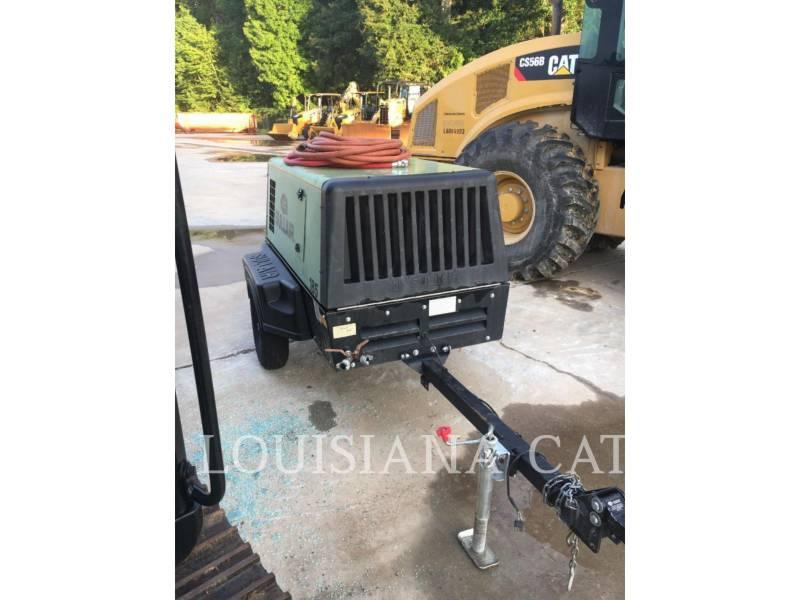 SULLAIR COMPRESOR AER 185COMPWHL equipment  photo 1