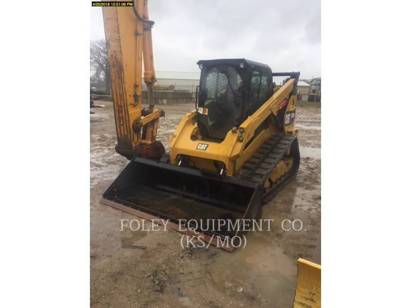 CATERPILLAR SKID STEER LOADERS 289DXPS2CA equipment  photo 1