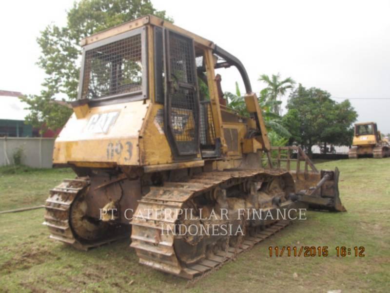 Caterpillar TRACTOARE CU ŞENILE D6G equipment  photo 3