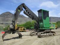 Equipment photo JOHN DEERE 2454D LOG LOADERS 1