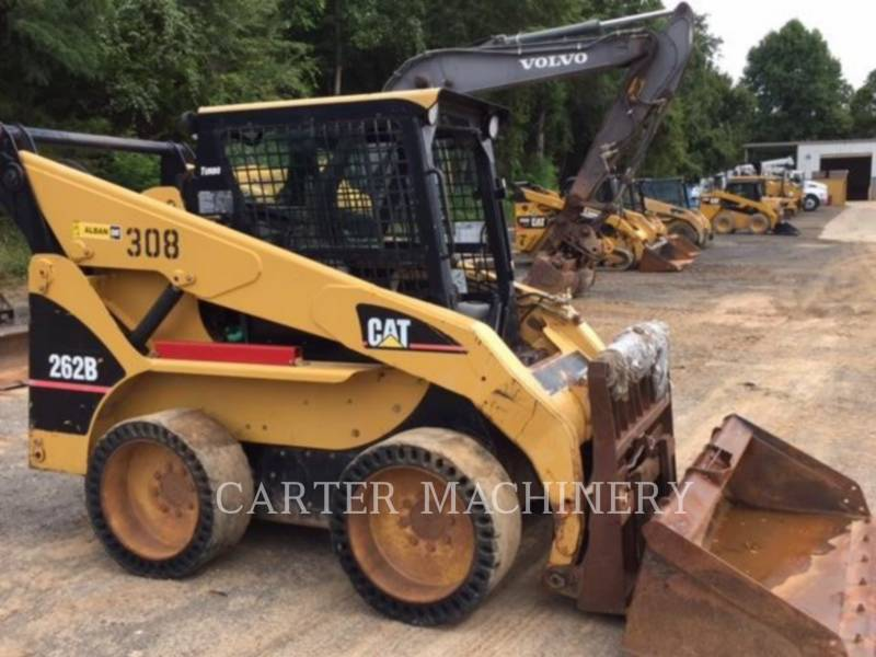 CATERPILLAR CHARGEURS COMPACTS RIGIDES 262B equipment  photo 1
