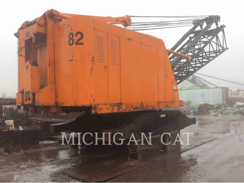 LINK-BELT CONST. GRUES LS-518 equipment  photo 22
