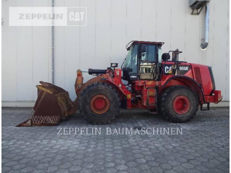 CATERPILLAR CARGADORES DE RUEDAS 966K equipment  photo 2