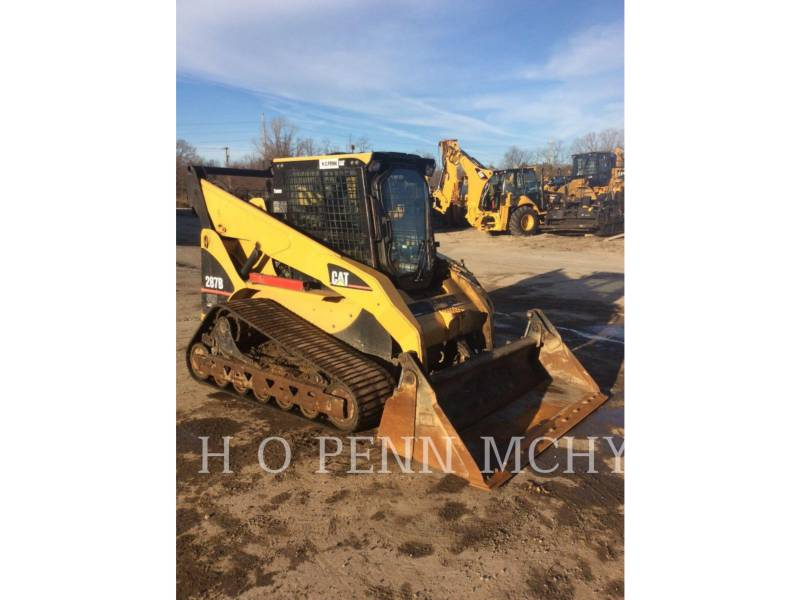 CATERPILLAR MULTI TERRAIN LOADERS 287B equipment  photo 4