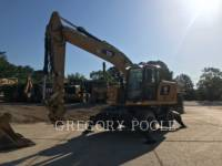 CATERPILLAR WHEEL EXCAVATORS M316F equipment  photo 5