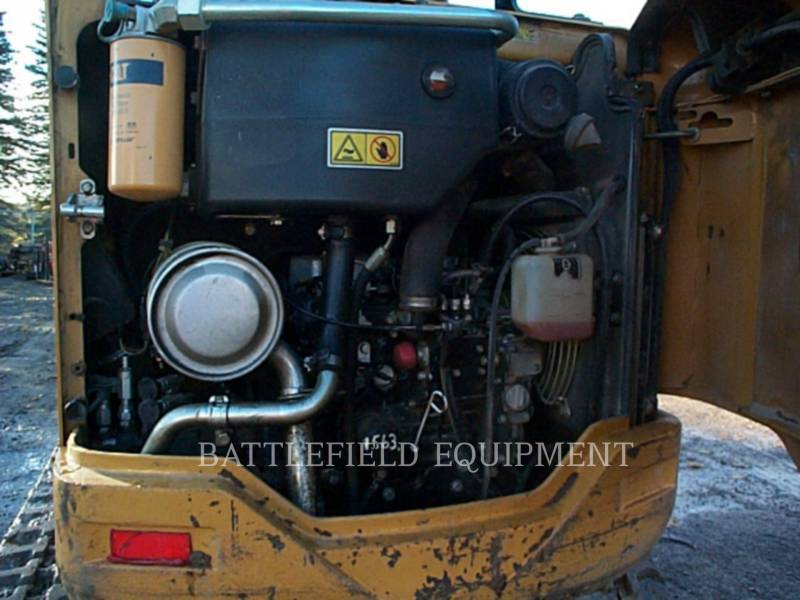 CATERPILLAR PELLES SUR CHAINES 301.8C equipment  photo 11