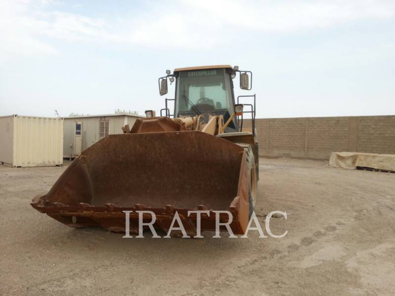 CATERPILLAR WHEEL LOADERS/INTEGRATED TOOLCARRIERS 962 H equipment  photo 4