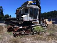 TIMBCO FORESTRY - FELLER BUNCHERS - TRACK T445D equipment  photo 14