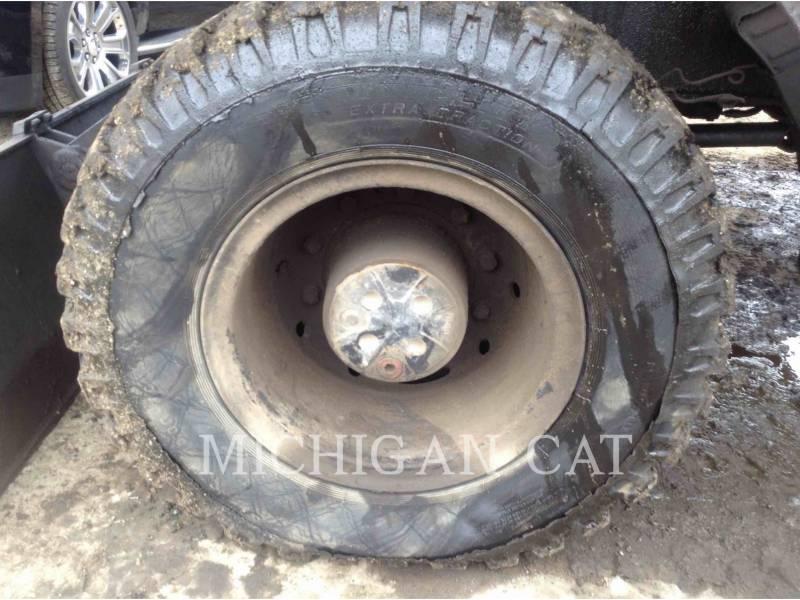 CATERPILLAR WHEEL EXCAVATORS M318 equipment  photo 19