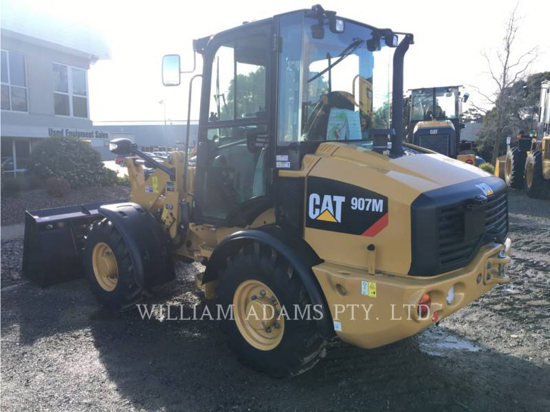 CATERPILLAR WHEEL LOADERS/INTEGRATED TOOLCARRIERS 907 equipment  photo 3