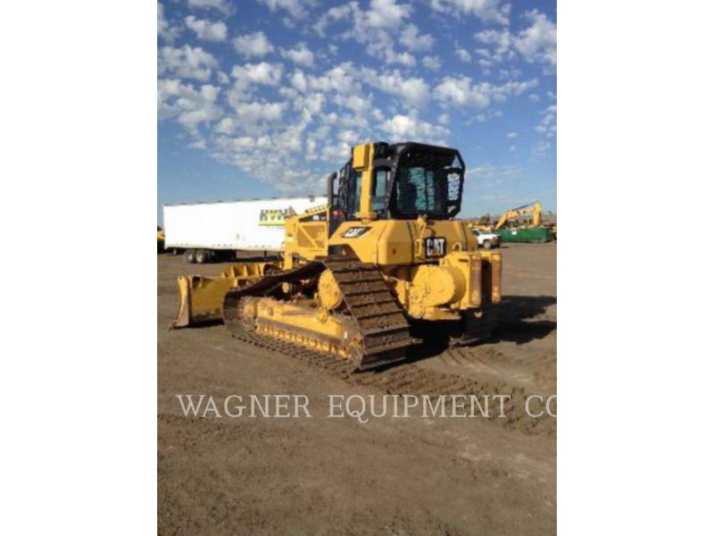 CATERPILLAR TRACK TYPE TRACTORS D6N LGP DS equipment  photo 4